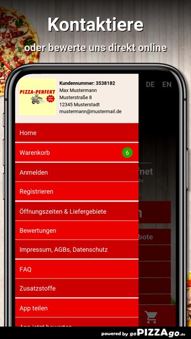 Pizza-Perfekt Schwaikheim screenshot 3