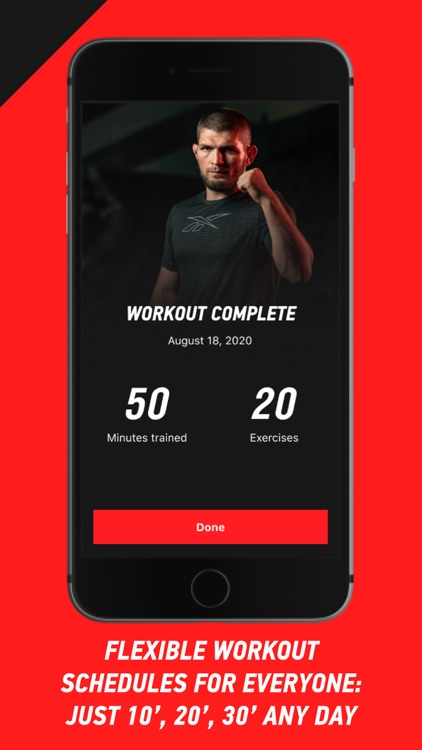 OctaZone: Workouts by Khabib screenshot-4