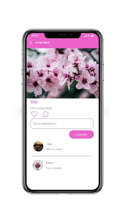 Faire App: Safe Social Media screenshot-5