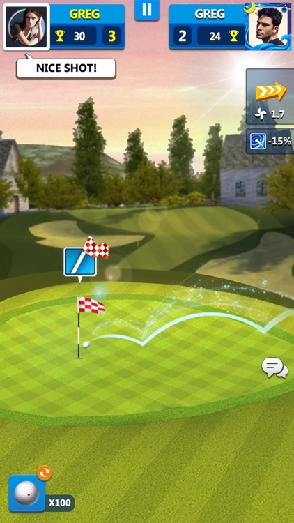 Golf Master! screenshot-3