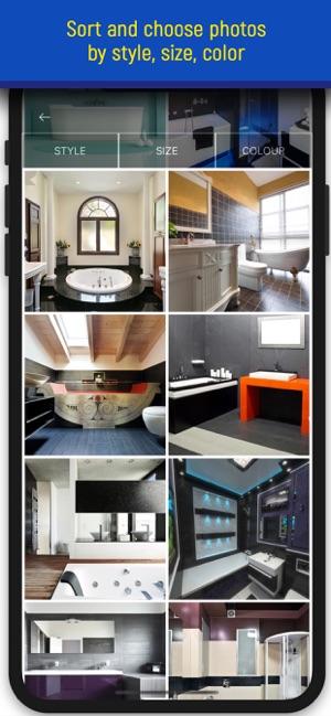 Bathrooms Interiors Design On The App Store