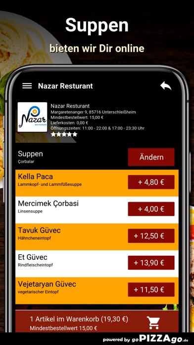 Nazar Unterschleißheim screenshot 5