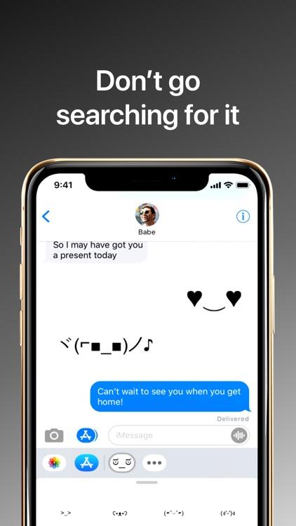 Text Faces