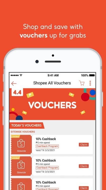 Shopee 4.4 Mega Shopping Sale screenshot-6