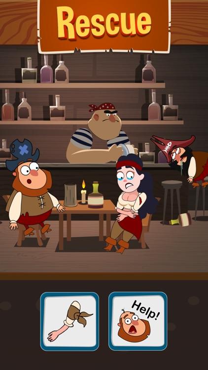 Save The Pirate! Help! Escape!