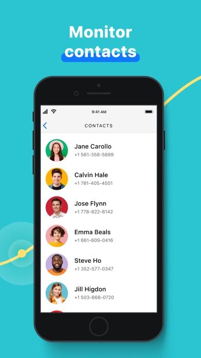 mSpy: Find my Friends Phone Screenshot