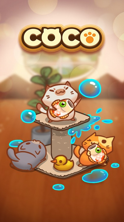Coco Slide Cats Puzzle ® screenshot-4