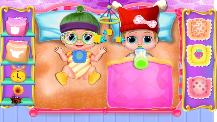 Mom & Baby Twins Care screenshot-3