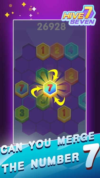 Hive 7:Hexa Puzzle screenshot-3