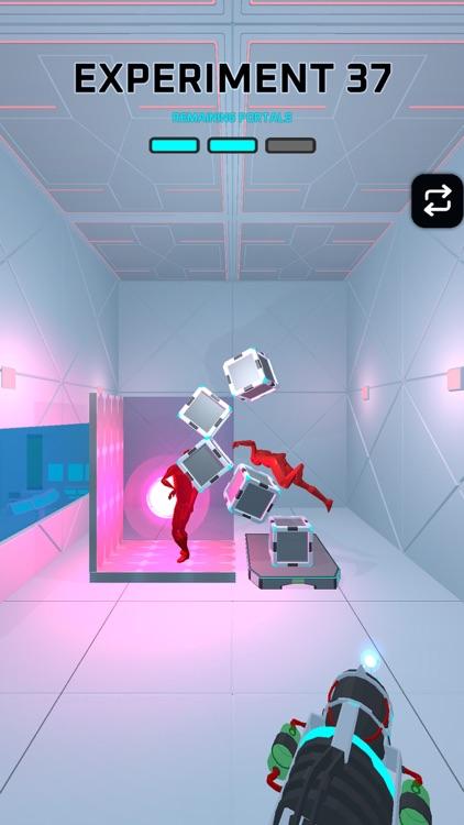 Portals Experiment screenshot-4