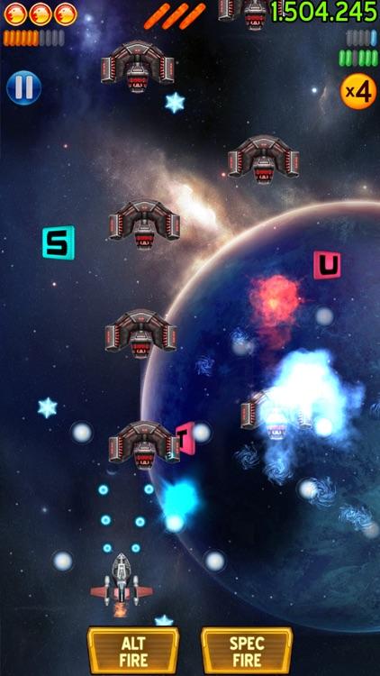 Space Falcon Reloaded Shoot'em screenshot-4