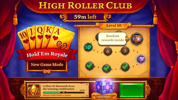 Texas Holdem - Scatter Poker screenshot-5