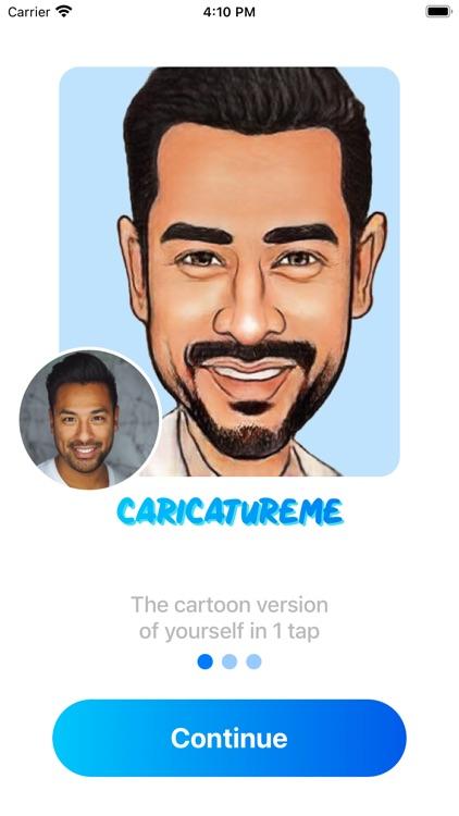 Caricature Me