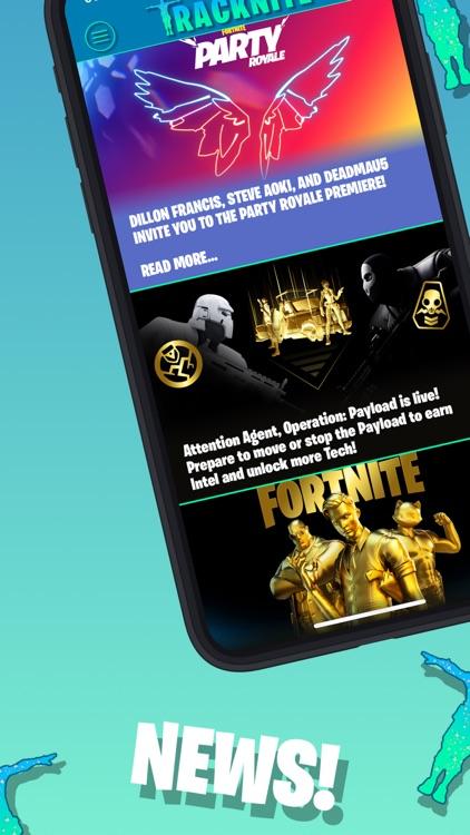 TrackNite: Fortnite Companion screenshot-6