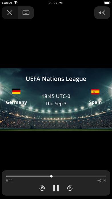 Football Today - Top matches Screenshots