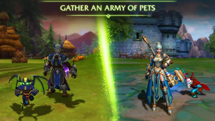 Era of Legends - Shadow of War screenshot-6