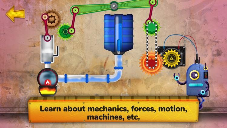 Charge the Robot screenshot-5