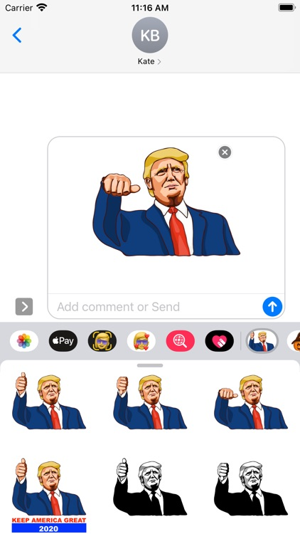 Election Trump Pack screenshot-6