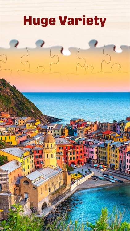 Jigsaw Puzzle on iPad & iPhone screenshot-6