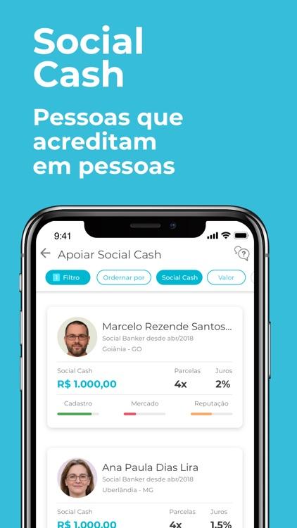 Social Bank screenshot-5