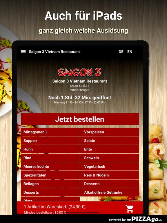 Saigon 3 Erlangen screenshot 7