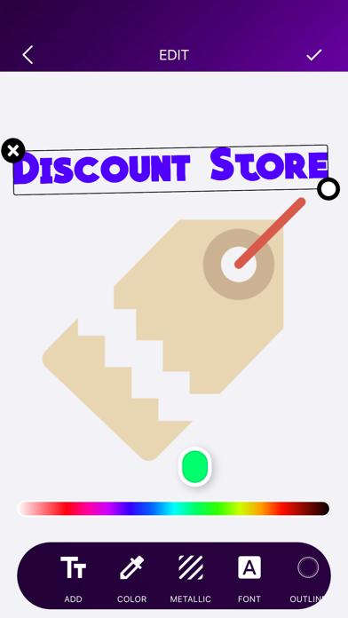ロゴメーカー ロゴデザインロゴ作成 ロゴデザインのスクリーンショット5