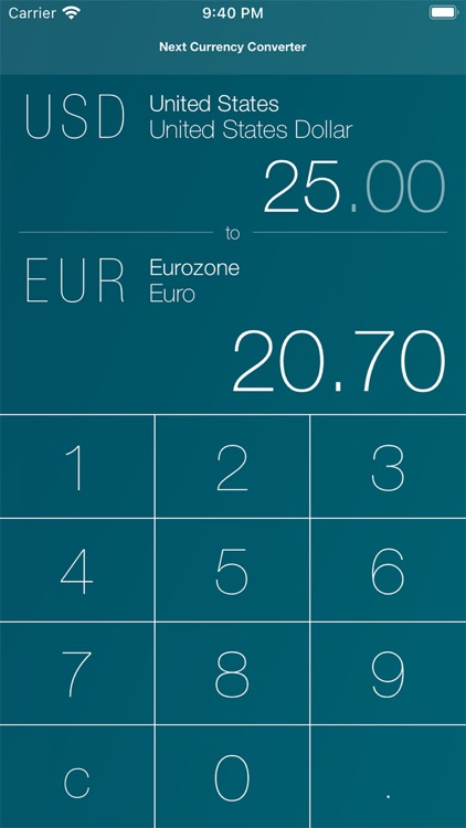 Next Currency Converter Pro