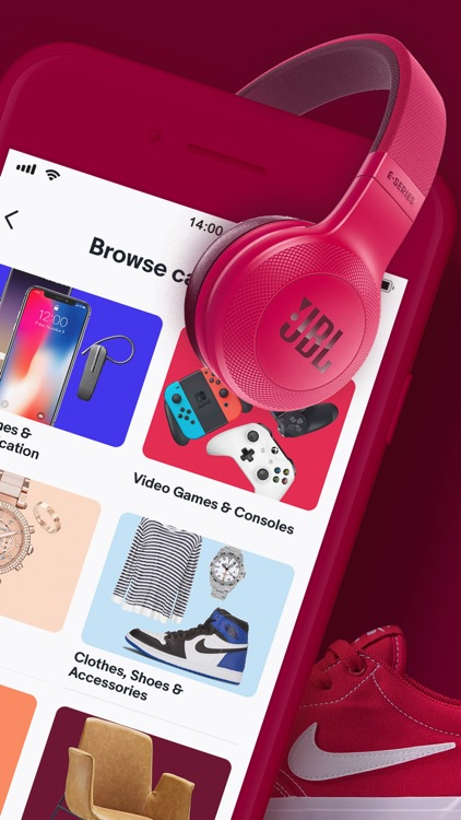 eBay Shopping: Buy, sell, save