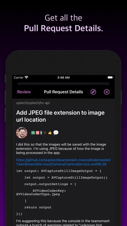 Pullwalla - Bitbucket & GitHub screenshot-3