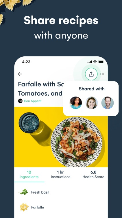Whisk: Recipes & Meal Planner screenshot-5