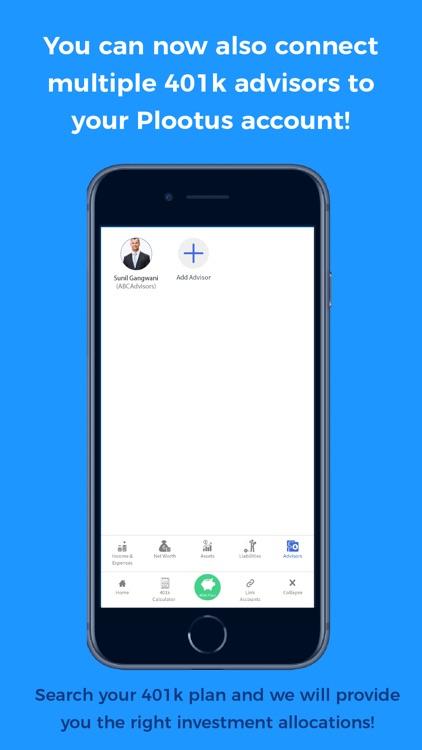 Plootus- 401k Simplified screenshot-6