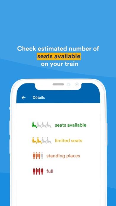 SNCB: Timetable & train ticket