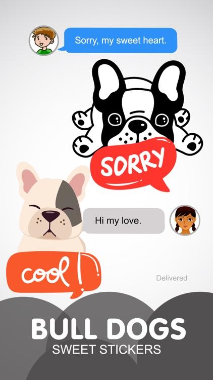Bull Dogs Animated screenshot-3