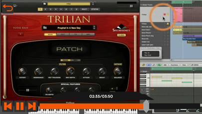 Sampler Course for Trilian screenshot #1