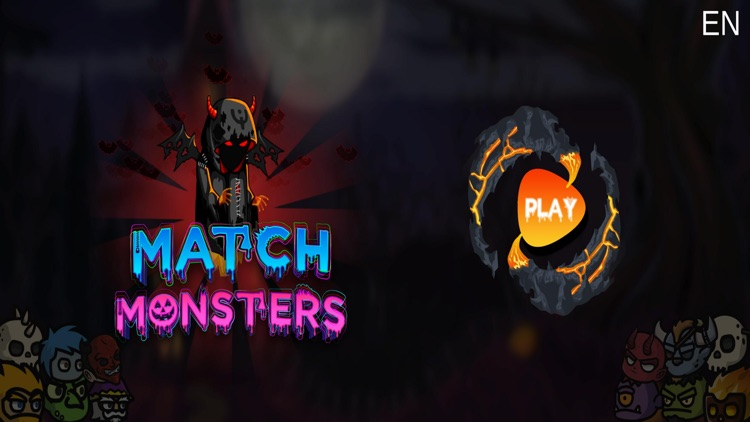 Match Monsters: Match 3 Puzzle