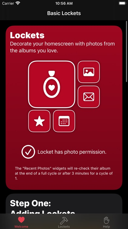 Locket - Photo Widgets