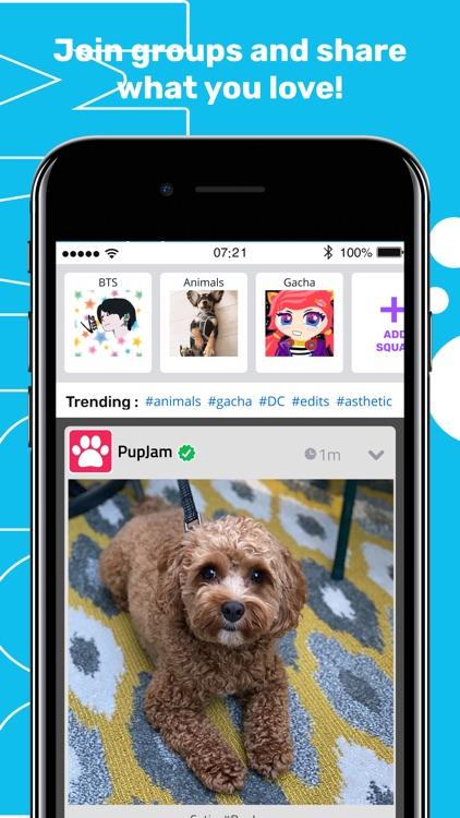 PopJam: Art, Games, Friends screenshot-0