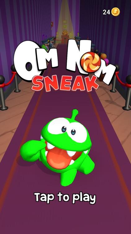 Om Nom Sneak screenshot-3