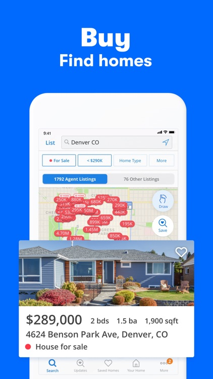 Zillow Real Estate & Rentals screenshot-0