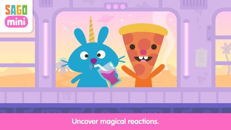 Sago Mini Super Juice Maker screenshot-3