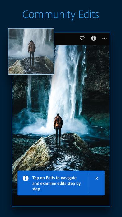 messages.download Adobe Lightroom Photo Editor software