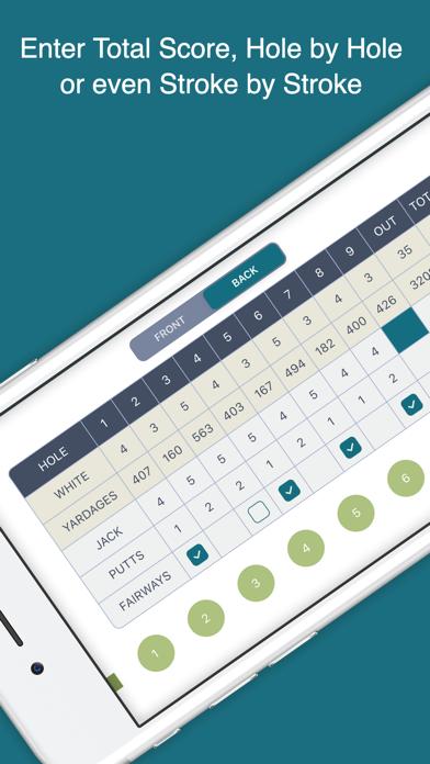 MyScorecard: Everything Golf Screenshot