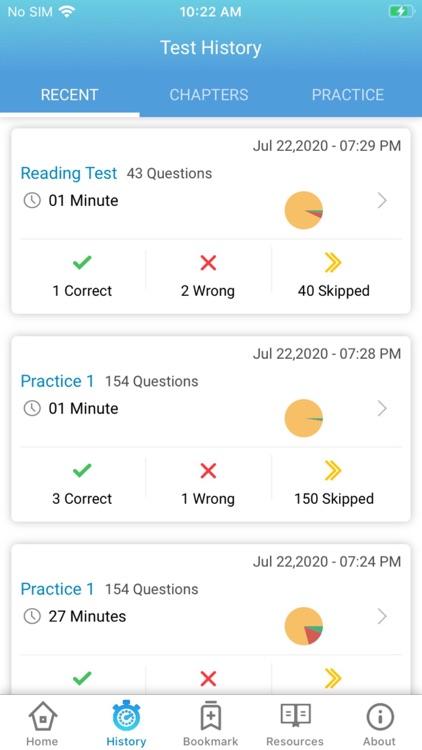 CliffsNotes SAT Test prep screenshot-5