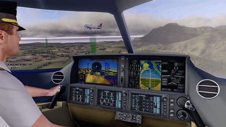 飞行模拟器2021 - 多人 screenshot-3