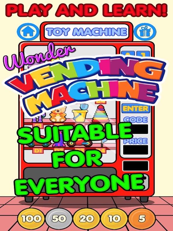Wonder Vending Machine screenshot 16