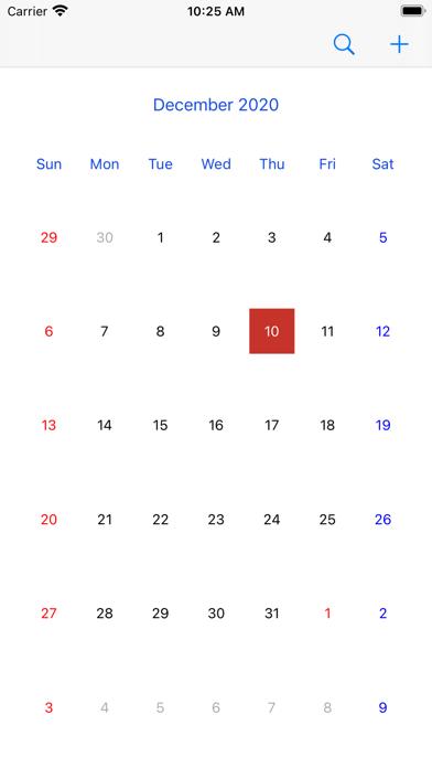 Food Schedule screenshot 1
