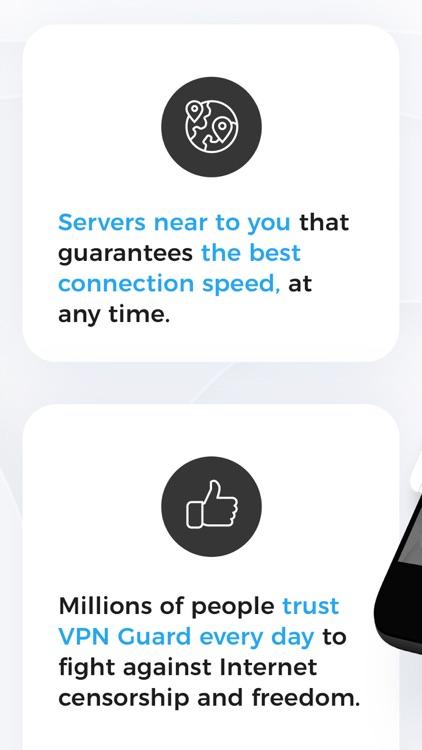 VPN Guard - Fast VPN Proxy screenshot-3