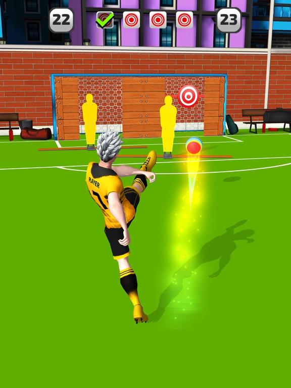 Goal Blitz screenshot 12