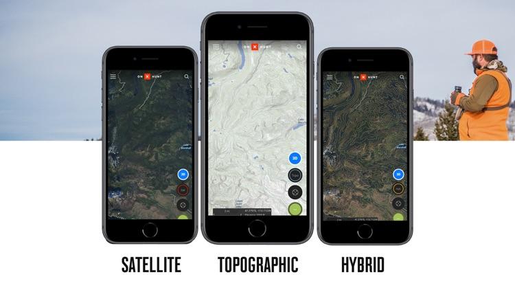 onX Hunt: #1 GPS Hunting Map screenshot-6