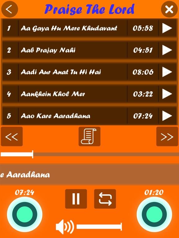 Hallelujah (Hindi Songs) screenshot 9